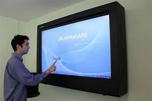 Panneau d'affichage à écran tactile
