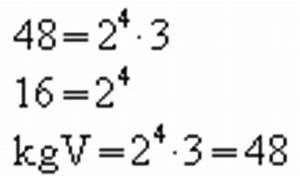 Teilermenge Berechnen : bei mehr als zwei zahlen wird genauso vorgegangen ~ Themetempest.com Abrechnung