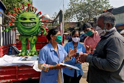 2 COVID-19 variants detected in Maha, Kerala: Govt ...
