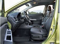 2014 Subaru XV Crosstrek Hybrid Review and Quick Spin