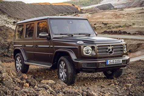 2019 Mercedesbenz Gclass Hiconsumption