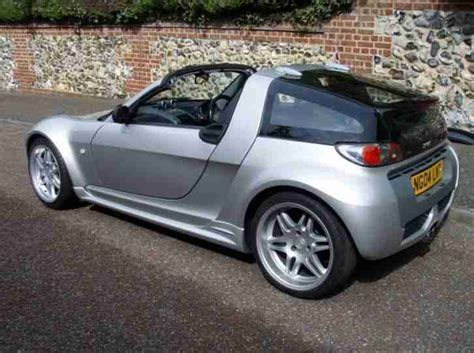 Smart Roadster Coupe Brabus 2004 Petrol Semiautomatic In