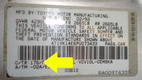 toyota touch up spray paint