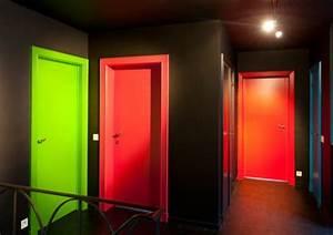 Porte De Couloir : la d co couloir des astuces pour une ambiance agr able partout chez soi ~ Nature-et-papiers.com Idées de Décoration