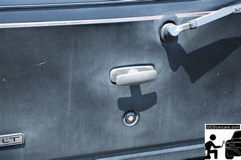 Common Auto Detailing Paint Defects