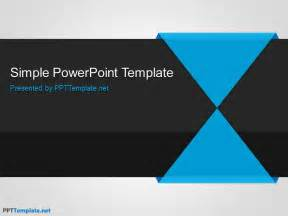 powerpoint design free free simple ppt template