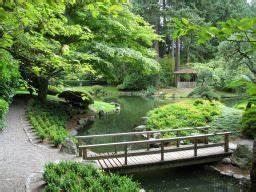Pont En Bois Pour Jardin : le ponts du jardin botanique de portland ~ Nature-et-papiers.com Idées de Décoration