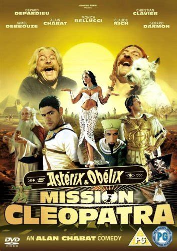 asterix  obelix meet cleopatra