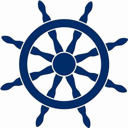 Navy Clipart Ship Wheel Steering Clipartmag