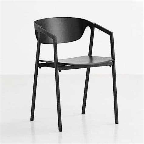 stuhl holz metall der stapelbare stuhl sac holz und metall woud