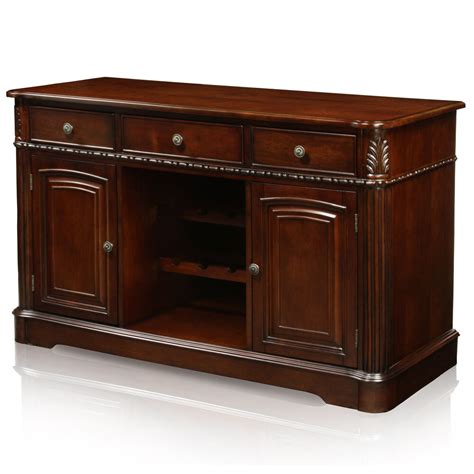 Sideboard Buffet Cabinet by Buffet Storage Cabinet Dining Server Sideboard Wood Table