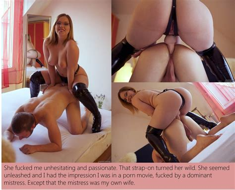 12 In Gallery Strap On Caption Story By Mistress