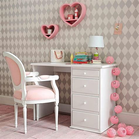 fauteuil cabriolet louis poesie bureau pastel maisons du monde enfantbebe escritorios