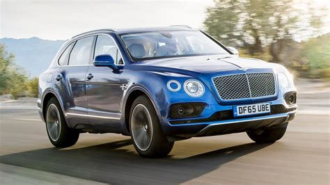 bentley suv review new bentley bentayga driven in the uk top gear