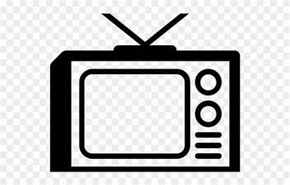 Television Clipart Icon Radio Ad Clip Transparent