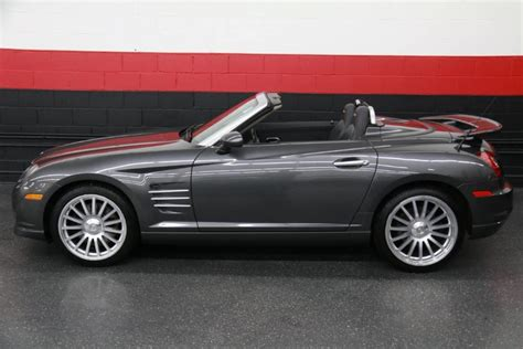 chrysler sports car convertible 2005 chrysler crossfire convertible for