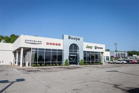 Swope Chrysler Dodge Jeep Ram  Elizabethtown, Ky 42701