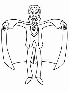 Dessin Qui Fait Tres Peur : coloriage vampire qui fait tr s peur dessin gratuit imprimer ~ Carolinahurricanesstore.com Idées de Décoration