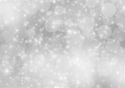 free illustration silver background holiday bokeh