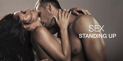 The Best Standing Sex Positions Explained
