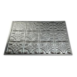 home depot wall tile kitchen null 18 in x 24 in traditional 1 pvc decorative 7159