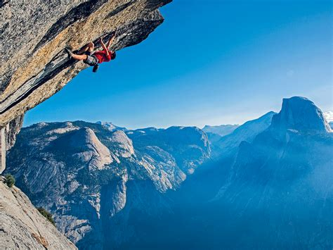 Alex Honnold The Rock Climber Who Unable Feel Fear
