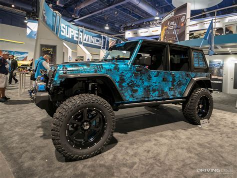 Jeep Photo by Jeeps Of Sema 2016 Gallery Drivingline