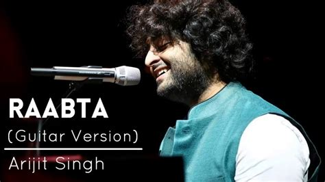 Raabta Unplugged Version Arijit Singh 2016 Unplugged