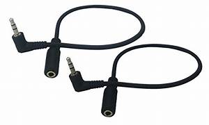 Awinner 3 5mm Auxiliary Stereo Audio Jack To Jack Cable 90