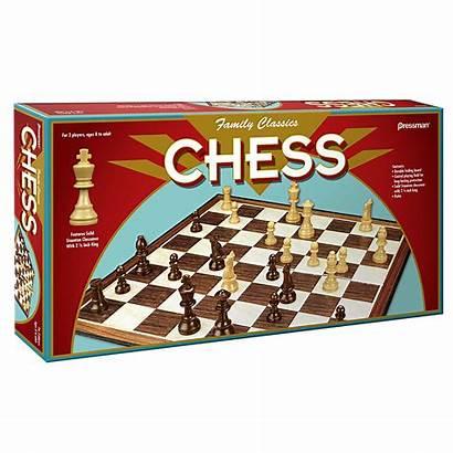 Board Chess Games Pressman Adults Classics Adult
