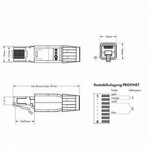 Rk 1672  Profinet Rj45 Connector Wiring Diagram Free Diagram