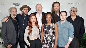 'Outsiders'... Outsiders Cast
