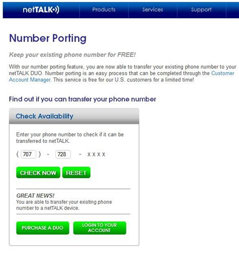porting phone number nettalk makes it easy to dump your landline but keep your