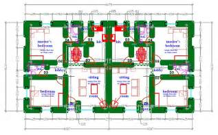 open floor plans for ranch homes semi detached house plan