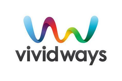 Letter-v-logo-design-with-ribbon