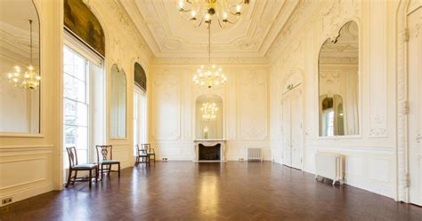 A Beautiful Dining And Conference Venue In Central London