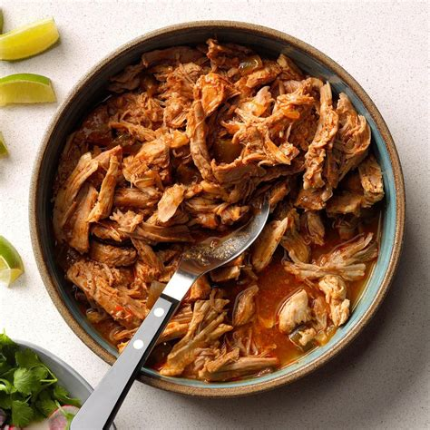 mexican pork recipe taste  home