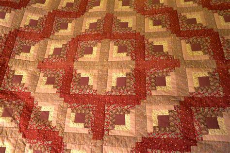 log cabin quilt patterns log cabin quilt pattern tom the backroads traveller