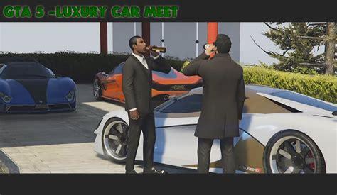 Gta 5 Online Exotic Car Meet