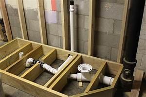Final Floor Plumbing