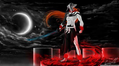 pc  wallpaper bleach keren
