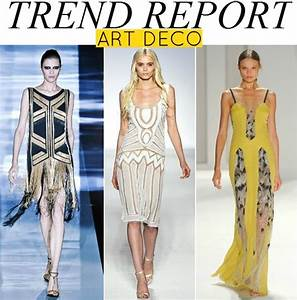 How to Wear Art Deco Fashion