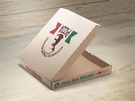 Free for individual and commercial use. Mockup caixa de pizza