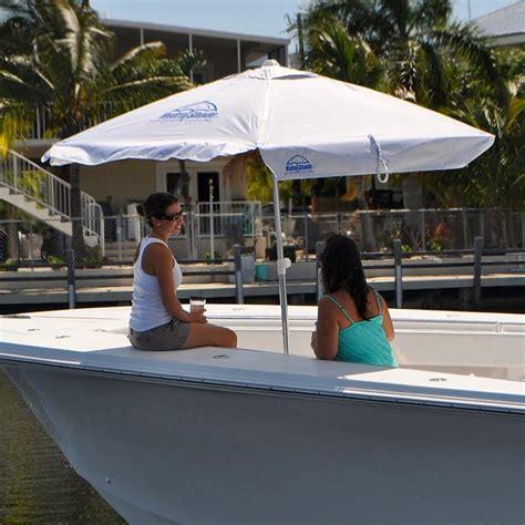 Boat Umbrella Reviews hydra shade xl 100 boating umbrella with