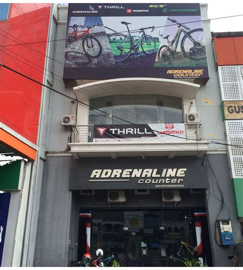 thrill stores
