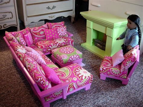 American Doll Living Room Plans by Doll Chairs Living Room Furniture Sectional For