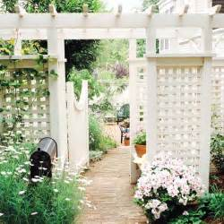 wraparound porch 12 diy trellis designs for privacy