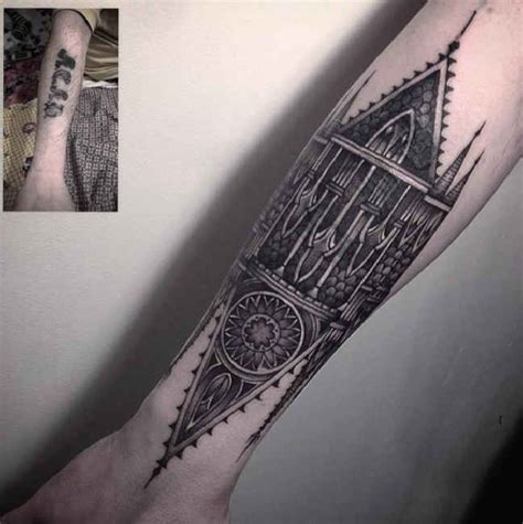cover  tattoo forearm httptattootodesigncomcover