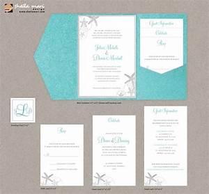 best 25 beach wedding invitations ideas on pinterest With diy hawaiian wedding invitations