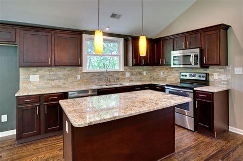 espresso colored kitchen cabinets york espresso kitchen 7076